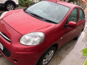 2011 Nissan Micra Diesel MT for sale at low price