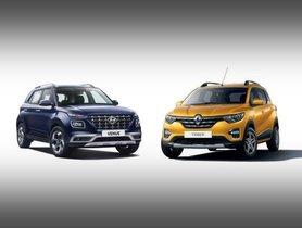 Renault Triber Vs Hyundai Venue Comparison Of Price, Specifications, Interior