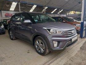 2016 Hyundai Creta 1.6 VTVT AT SX Plus  for sale