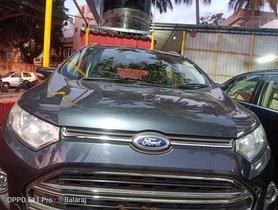 Used Ford EcoSport  1.5 TDCi Titanium MT car at low price