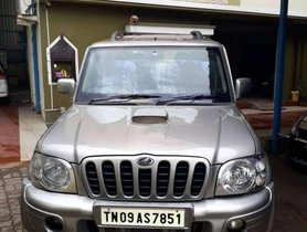 Mahindra Scorpio DX 2.6 Turbo 8 Str, 2007, Diesel MT for sale