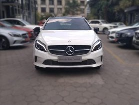 Used Mercedes Benz A Class A200 D Sport AT car at low price