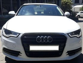 Used Audi A6  2.0 TDI Design Edition AT car at low price