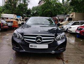 2014 Mercedes Benz E-Class  E250 CDI Avantgrade AT 2013-2015 for sale at low price
