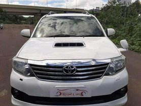 Used 2014 Toyota Fortuner AT for sale