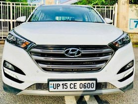 Used 2017 Hyundai Tucson 2.0 e-VGT 4WD AT GLS for sale