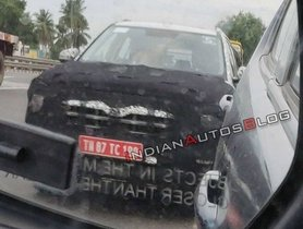 2020 Hyundai Creta spied testing for the first time in India