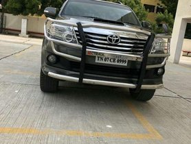 Used Toyota Fortuner 4x4 MT for sale