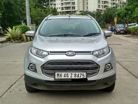 Used Ford EcoSport  1.5 Ti VCT AT Titanium car at low price