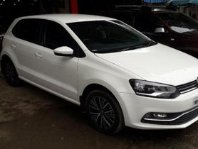 Used Volkswagen Polo 1.2 MPI Highline MT 2017 for sale
