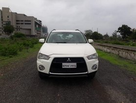 Used Mitsubishi Outlander 2.4 AT 2012 for sale