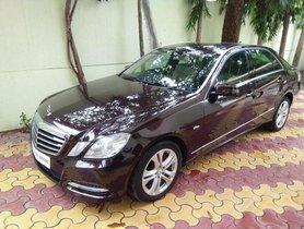 Mercedes Benz E-Class 2009-2013 E350 CDI Avantgarde AT 2011 for sale