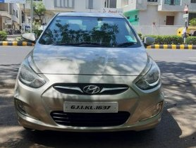 Hyundai Verna 2011-2015 1.6 SX VTVT MT for sale