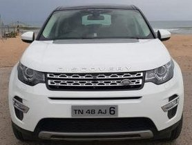 2016 Land Rover Discovery Sport SD4 HSE Luxury AT for sale