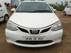 2015 Toyota Etios Liva GD MT for sale