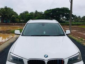 Used BMW X3  xDrive20d AT car at low price