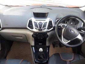 Ford EcoSport 1.5 TDCi Titanium MT 2013 for sale