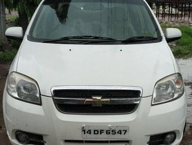 2012 Chevrolet Aveo  1.4 LT ABS BSIV MT for sale