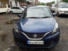 Used Maruti Suzuki Baleno Alpha MT car at low price