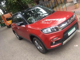Maruti Suzuki Grand Vitara MT 2017 for sale