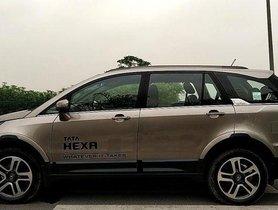 2016 Tata Hexa  XTA AT for sale at low price