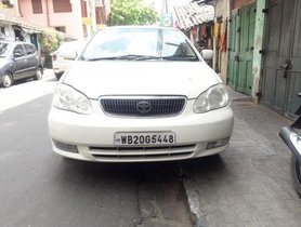 2004 Toyota Corolla  H4 AT for sale