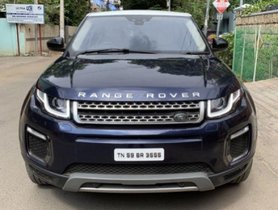Used Land Rover Range Rover Evoque HSE Dynamic AT car at low price