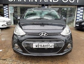 Used 2014 Hyundai Xcent 1.1 CRDi S MT for sale