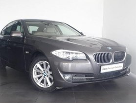 Used 2013 BMW 5 Series  520d Luxury Line AT for sale