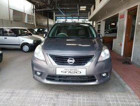 Used 2012 Nissan Sunny  XV D MT for sale