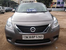 Used Nissan Sunny 2011-2014 Diesel XL MT 2013 for sale