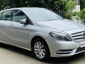 Mercedes Benz B Class  B200 CDI AT 2013 for sale