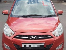 2013 Hyundai i10  Sportz AT for sale at low price