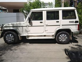 2011 Mahindra Bolero SLX MT for sale at low price