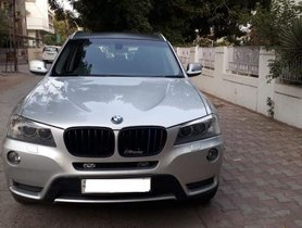 2012 BMW X3 xDrive20d AT for sale at low price