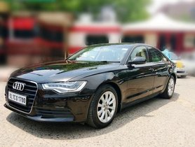 Audi A6 2011-2015 2.0 TDI Premium Plus AT for sale