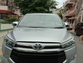 Used 2016 Toyota Innova Crysta  2.4 ZX MT for sale