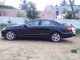 Mercedes Benz E-Class 2009-2013 E350 Diesel 2010 AT for sale