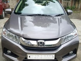 Honda City 1.5 V MT 2016 for sale