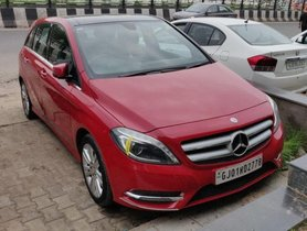 Mercedes Benz B Class AT 2013 for sale
