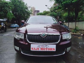 Used Skoda Superb 2010 AT for sale  at low price