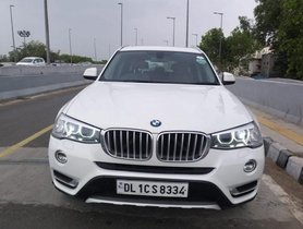 2014 BMW X3  xDrive20d xLine AT for sale at low price