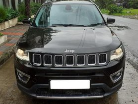 Jeep Compass  2.0 Limited Option MT 2018 for sale