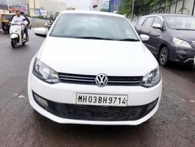 Used Volkswagen Polo 1.2 MPI Highline MT car at low price