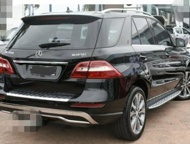 Mercedes Benz M Class ML 350 4Matic AT 2012 for sale