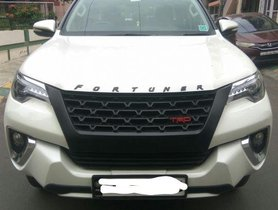 2016 Toyota Fortuner 4x2 Manual MT for sale