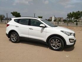 2014 Hyundai Santa Fe 4x4 AT for sale at low price