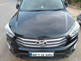 2017 Hyundai Creta 1.6 CRDi SX Plus Dual Tone MT  for sale at low price