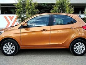 Used Tata Tiago Diesel MT car at low price