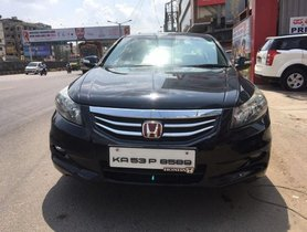 Used Honda Accord AT car at low price